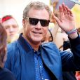 """Will Ferrell à New York, le 21 juin 2017. Lors de son passage dans l'émission """"Late Night with Seth Meyers"""", l'acteur et réalisateur a révélé que Mariah Carey avait multiplié les caprices sur le tournage de son dernier film, """"The House"""". Avec humour, il a également confié qu'il avait fini par la couper au montage."""
