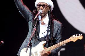 Nile Rodgers, ému, fait une révélation sur scène :