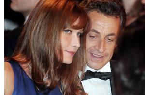 Nicolas et Carla : un an de mariage ! Bon anniversaire pour vos noces de coton... toutes les images (réactualisé)