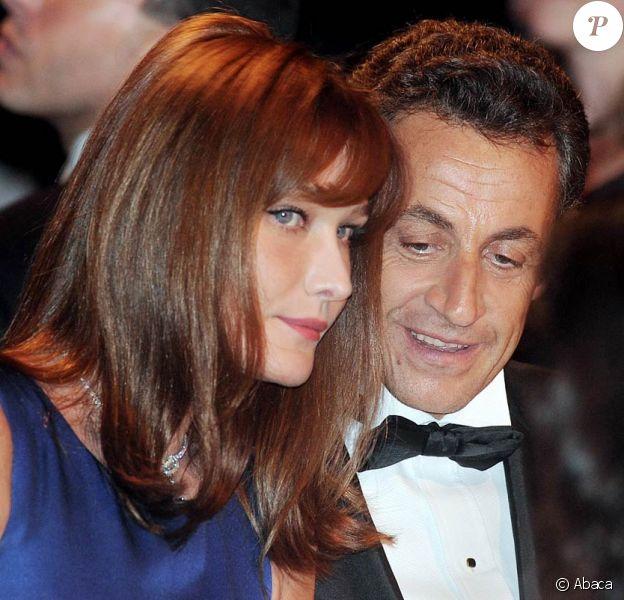 Le 22 septembre au dîner de gala New Yorkais. Le couple véhicule l'élégance à la français outre-Atlantique.