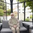 Charles Aznavour est venu à l'Ambassade de l'Arménie à Marseille pour l'inauguration de sa Fondation entre l'Arménie et la France le 26 juin 2017. © Patrick Carpentier/Bestimage