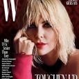 """Couverture du magazine """"W"""", août 2017"""