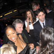 Grosse bringue pour Obama : quand les stars et les couples stars trinquent et... se mélangent ! Regardez !