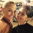 Oxanna et sa belle-mère, sur Instagram, le 30 novembre 2016.