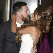 Mariage de Lionel Messi et Antonella Roccuzzo: Mariés somptueux et défilé de VIP