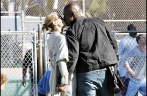 Heidi Klum et Seal, un papa et une maman...très amoureux !