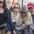 Exclusif - Christina Aguilera sur le tournage du film 'Zoe' à Montréal au Canada. Le 18 mai 2017