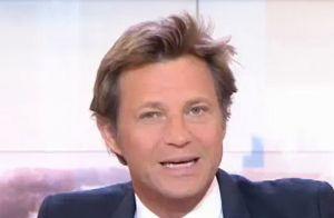 Laurent Delahousse ne présentera plus le Journal de 13h de France 2 !