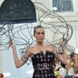 Défilé de mode Gyunel, collection Couture automne-hiver 2017/2018 à Paris, le 5 juillet 2017. © Giancarlo Gorassini / Bestimage