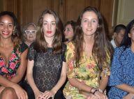 "Fashion Week : Juliette Besson et Clémence Rochefort, ""filles de"" attentives"