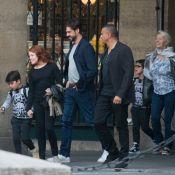 Céline Dion : Ses jumeaux Nelson et Eddy profitent de Paris...