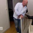 """Christophe et ses prétendantes - """"L'amour est dans le pré 2017"""" sur M6. le 17 juillet 2017."""