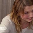 """Nathalie - """"L'amour est dans le pré 2017"""" sur M6. le 17 juillet 2017."""