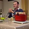 """Gwladys et Pierre-Emmanuel - """"L'amour est dans le pré 2017"""" sur M6. le 17 juillet 2017."""