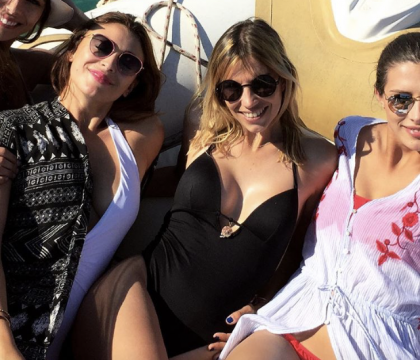 Sylvie Tellier s'est mariée : Lendemain de fête ensoleillé pour les Miss France