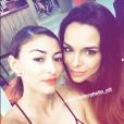 Les Miss France se sont éclatées après le mariage de Sylvie Tellier, sur l'île de Porquerolles (Var) en juillet 2017.