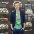 Noel Fisher à la première de 'Teenage Mutant Ninja Turtles: Out Of The Shadows' à Madison Square Garden à New York, le 22 mai 2016