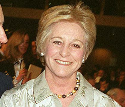 Mort de la fondatrice du groupe Marie Claire, Evelyne Prouvost