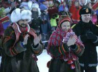 Quand Mette-Marit et Haakon de Norvège voyagent en amoureux, c'est peaux de bêtes et compagnie...