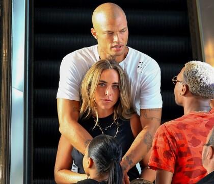 Jeremy Meeks : Le mannequin et ex-détenu complice avec sa chérie Chloe Green