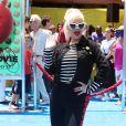 Christina Aguilera à la première de 'Emoji' au théâtre Regency Village à Westwood, le 23 juillet 2017 © Pma/AdMedia via Zuma/Bestimage