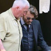 Johnny Depp transformé : L'acteur a complètement changé de look !