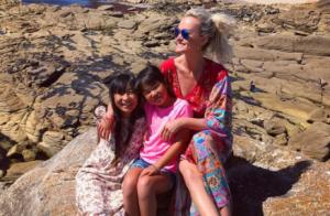 Laeticia Hallyday célèbre adorablement les 9 ans de sa fille Joy, son
