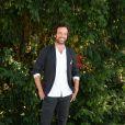 Romain Duris - 9ème Festival du Film Francophone d'Angoulême - Jour 6 le 27 août 2016. © Coadic Guirec / Bestimage