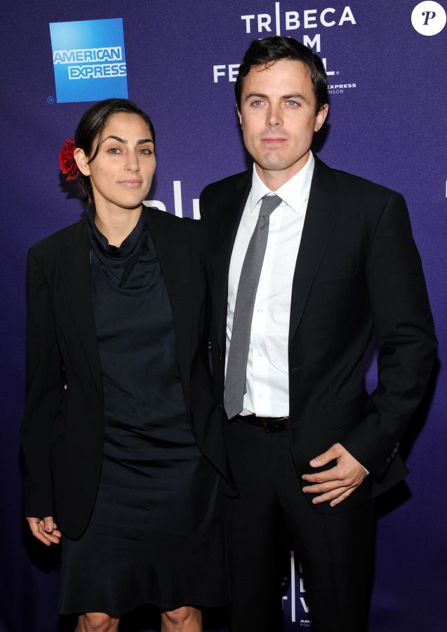 Casey Affleck et Summer Phoenix à la première de The Killer Inside Me à New York, le 27 avril 2010.