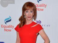 Kathy Griffin rase tout en soutien de sa soeur malade