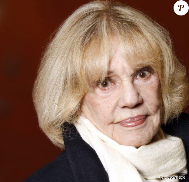 Jeanne Moreau en 2010