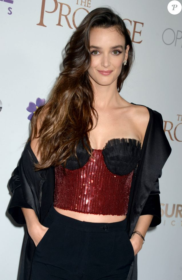 Charlotte Le Bon Fashion Week