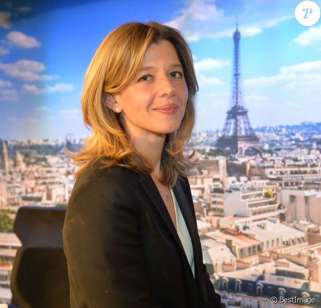Exclusif - Wendy Bouchard - People au 60ème anniversaire de la radio Europe 1 à Paris le 4 février 2015.