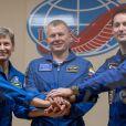 Thomas Pesquet a donné sa dernière conférence de presse avant son départ pour la Station Spatiale Internationale. L'astronaute français devrait décoller le 17 novembre depuis la base de Baïkonour à 21h20 (heure de Paris) aux côtés des spationautes, le russe Oleg Novitsky et l'américaine Peggy Whitson. Le 16 novembre 2016