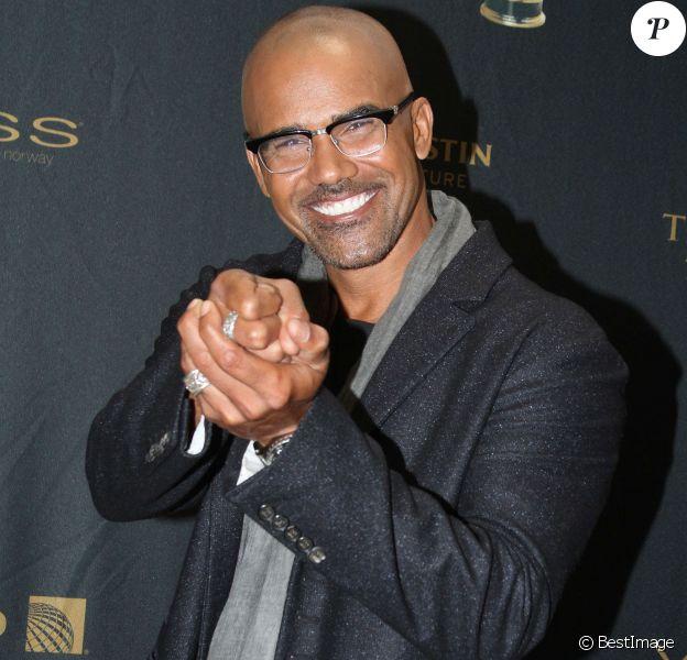 Shemar Moore lors de la soirée Daytime Emmy Awards 2016 à l'hôtel Westin Bonaventure à Los Angeles, le 1er mai 2016.