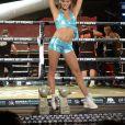 Illustration lors de la 5ème édition de la Fight Night à la Citadelle de Saint-Tropez, le 4 août 2017.La Fight Night est un concept original alliant les plus hautes valeurs des sports de combats internationaux au glamour de Saint-Tropez. Certains des plus grands noms de la boxe thaï et du kick-boxing mondiaux se sont affrontés sur ce ring faisant désormais partie de la légende de la boxe sous toutes ses formes. Cette prestigieuse soirée de gala est devenue au cours du temps LA marque d'un succès sportif et people retentissant. Un événement incontournable dans le village le plus célèbre de la Côte d'Azur. © Rachid Bellak/Bestimage04/08/2017 -
