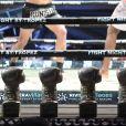 Illustration trophées lors de la 5ème édition de la Fight Night à la Citadelle de Saint-Tropez, le 4 août 2017.La Fight Night est un concept original alliant les plus hautes valeurs des sports de combats internationaux au glamour de Saint-Tropez. Certains des plus grands noms de la boxe thaï et du kick-boxing mondiaux se sont affrontés sur ce ring faisant désormais partie de la légende de la boxe sous toutes ses formes. Cette prestigieuse soirée de gala est devenue au cours du temps LA marque d'un succès sportif et people retentissant. Un événement incontournable dans le village le plus célèbre de la Côte d'Azur. © Rachid Bellak/Bestimage04/08/2017 -