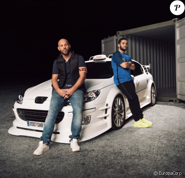 Franck Gastambide et Malik Bentalha seront les stars de Taxi 5.