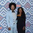 Johnathan Fernandez, Keesha Sharp - After party de la soirée FOX 2017 Summer TCA Tour au club Soho House dans le quartier de West Hollywood à Los Angeles, Californie, Etats-Unis, le 8 août 2017. © Chris Delmas/Bestimage