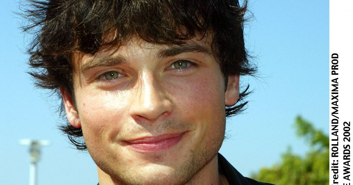 Tom Welling aux Teen Choice Awards 2002...