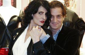 Ludovic Chancel et sa fille de 16 ans :