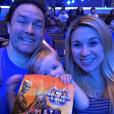 Scott Porter et sa femme Kelsey avec leur fils McCoy. La famille s'est agrandie en août 2017 avec la naissance d'une petite fille. Photo Instagram du 8 juillet 2017.
