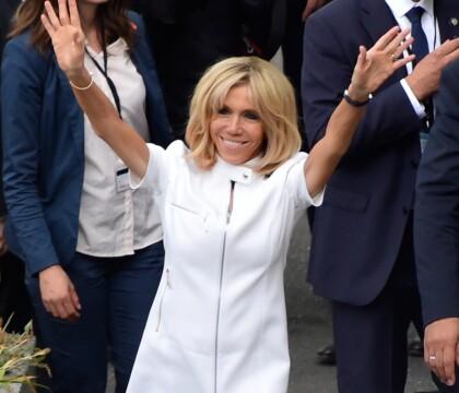 Brigitte Macron plus populaire que Beyoncé ? Sa côte de popularité explose !