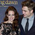 """Kristen Stewart et Robert Pattinson - Avant-Première du film Twilight """"Breaking Dawn"""" à Londres, le 14 novembre 2012"""