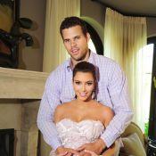 Kim Kardashian : Tétanisée lors de son mariage avec Kris Humphries