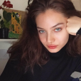 Dayna Frazer, ex-petite amie de Dylan Sprouse sur Instagram.