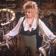 """David Bowie dans Labyrinth."""