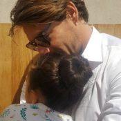 Camille Lacourt : Tout juste retraité, il apprend à sa fille l'art du plongeon