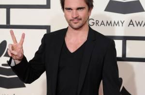 Le chanteur Juanes sera bientôt... papa !