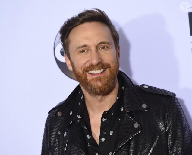 David Guetta à la soirée Billboard awards 2017 au T-Mobile Arena dans le Nevada, le 21 mai 2017 © Chris Delmas/Bestimage